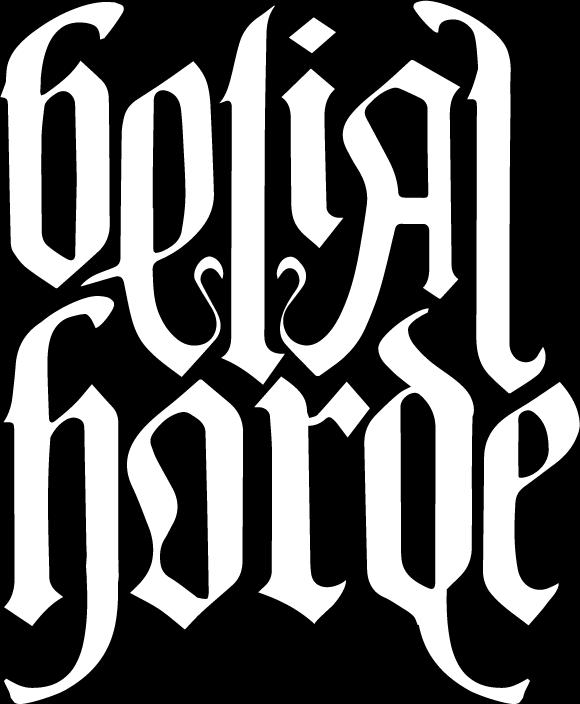 Belial Horde - Logo