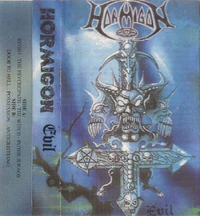 Hormigon - Evil