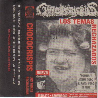 Chococrispis - Los Temas Rechazados