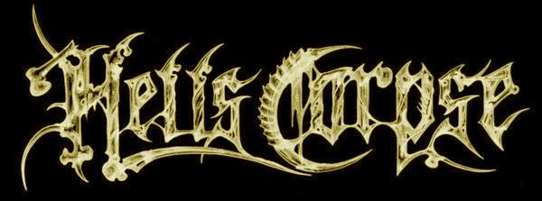 Hells' Corpse - Logo