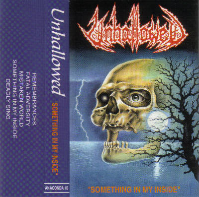Unhallowed - Something in My Inside