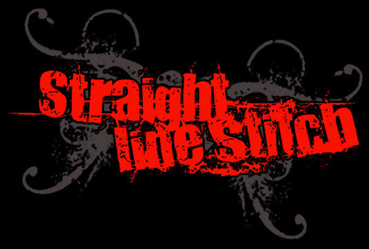Straight Line Stitch - Logo