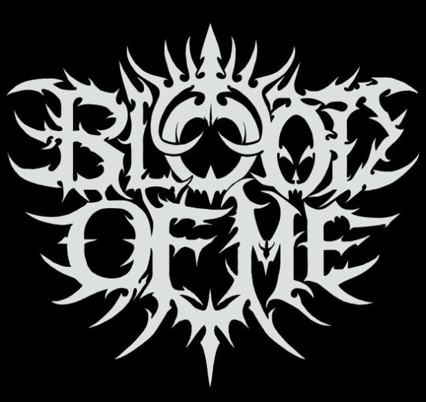 Blood of Me - Logo