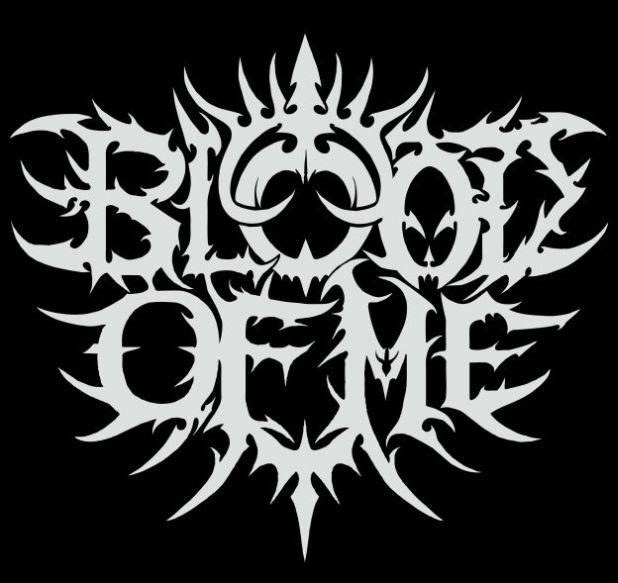 Blood of Me - Logo
