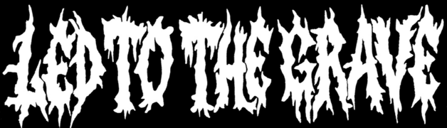 Led to the Grave - Logo