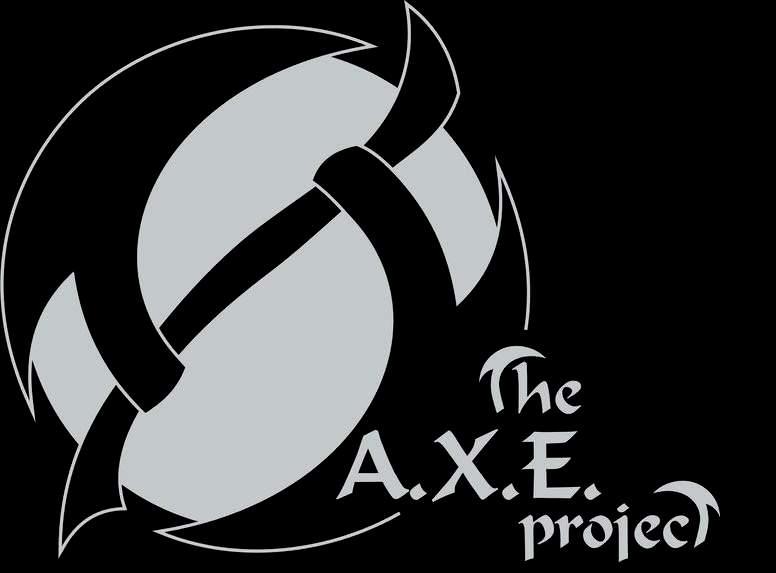 The A.X.E. Project - Logo