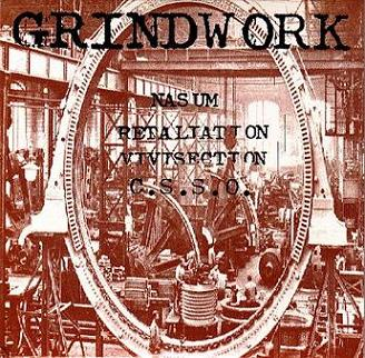Nasum / Retaliation / Clotted Symmetric Sexual Organ / Vivisection - Grindwork