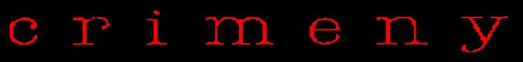 Crimeny - Logo
