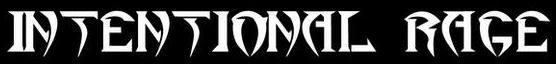 Intentional Rage - Logo