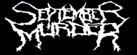 September Murder - Logo