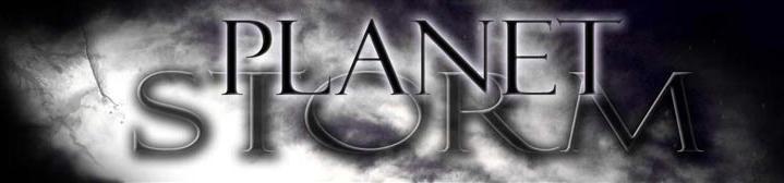Planet Storm - Logo