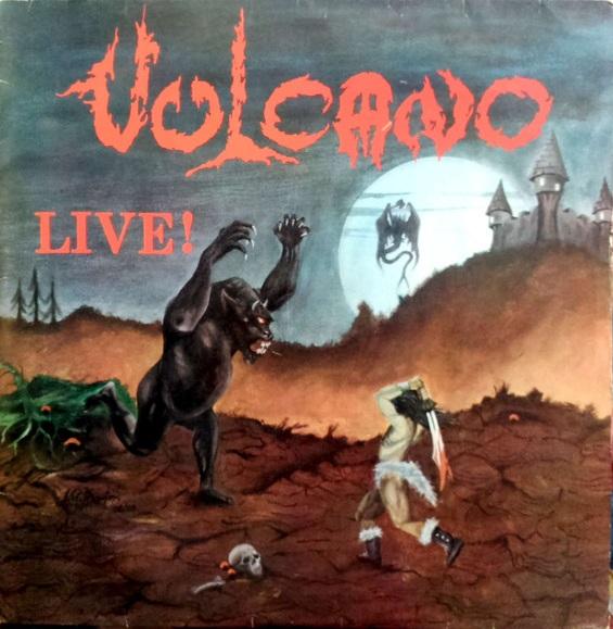Vulcano - Live!