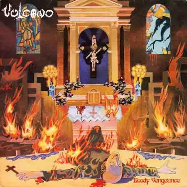 Vulcano - Bloody Vengeance
