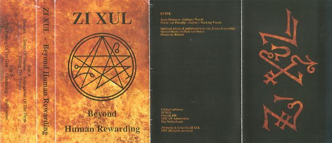 Zi Xul - Beyond Human Rewarding