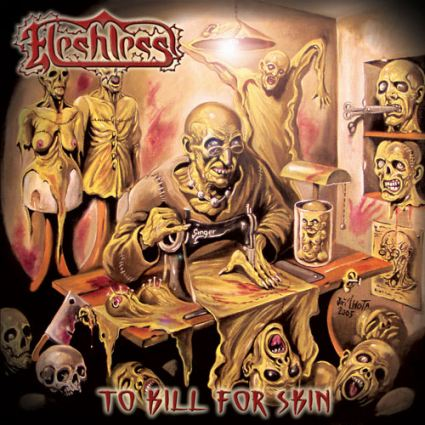 Fleshless - To Kill for Skin