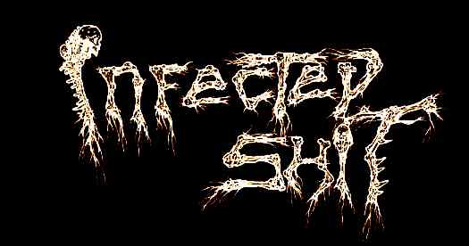 Infected Shit - Logo