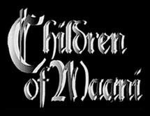 Children of Mäani - Logo
