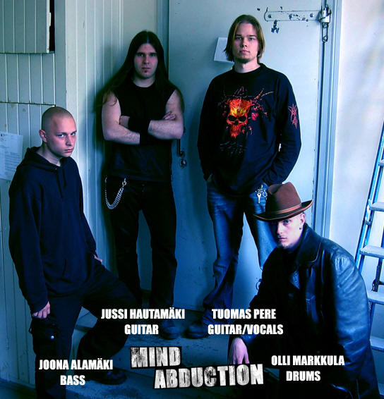 Mind Abduction - Photo