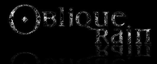 Oblique Rain - Logo