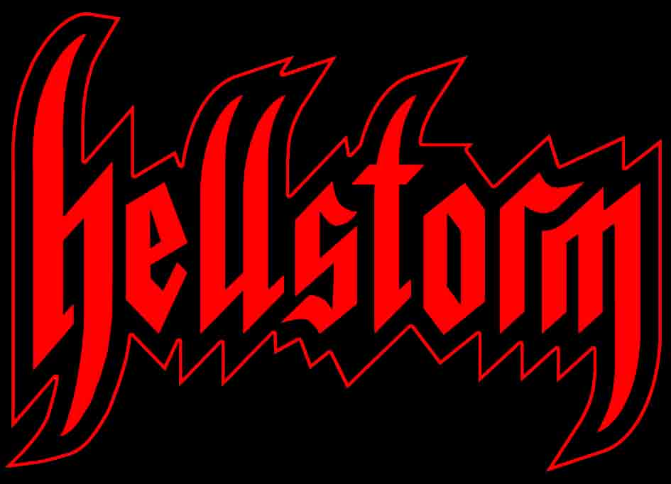 Hellstorm - Logo
