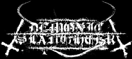 Demonic Slaughter - Logo