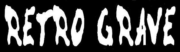 Retro Grave - Logo