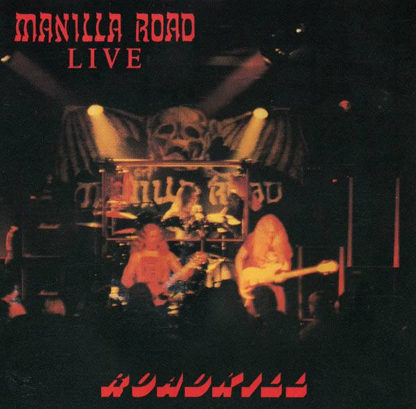 Manilla Road - Roadkill