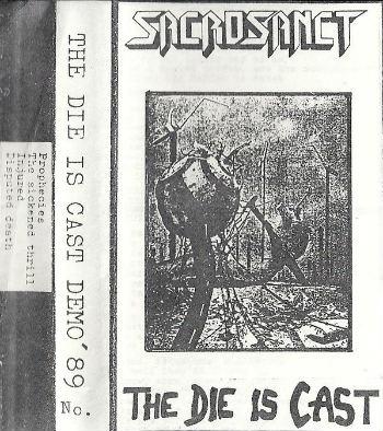 Sacrosanct - The Die Is Cast