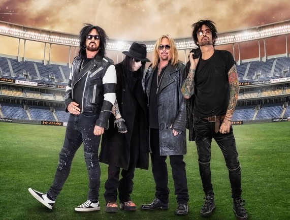 Mötley Crüe - Photo