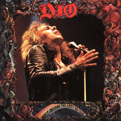 Dio - Dio's Inferno - The Last in Live