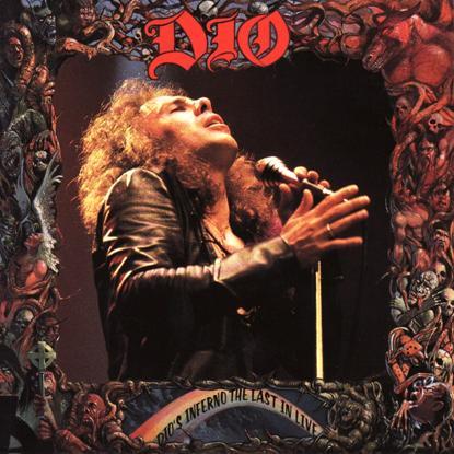 Dio - Dio's Inferno - The Last in Live