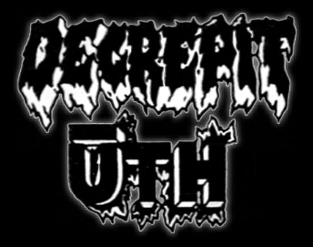 Decrepit Ūth - Logo