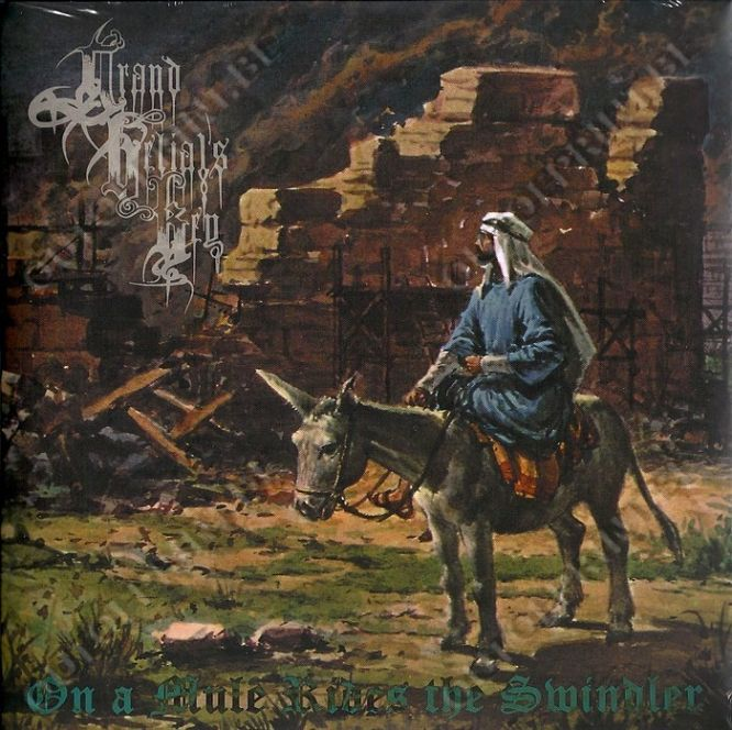 Grand Belial's Key - On a Mule Rides the Swindler