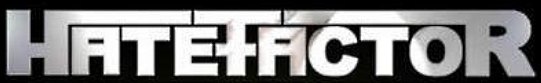 Hate Factor - Logo