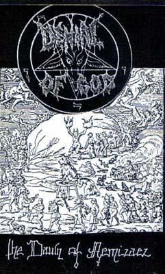 Denial of God - The Dawn of Aemizaez