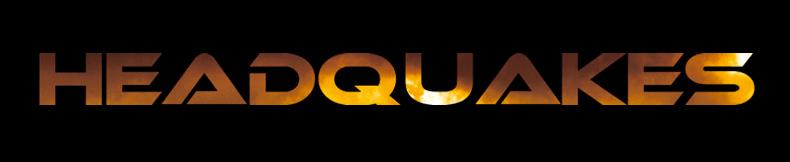 Headquakes - Logo
