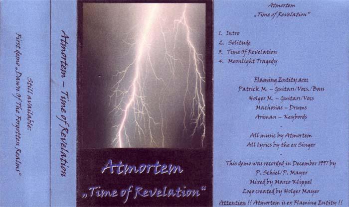 At-Mortem - Time of Revelation