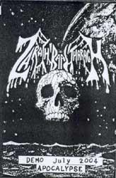 Zarach 'Baal' Tharagh - Demo 23 - Apocalypse