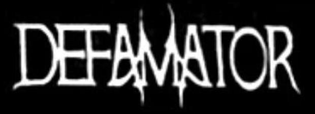 Defamator - Logo