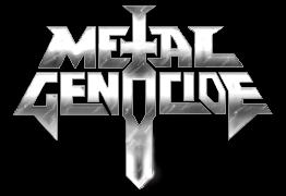 Metal Genocide - Logo