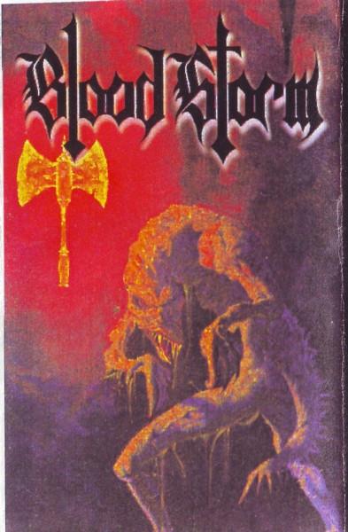 Blood Storm - Iron Flames of Battle