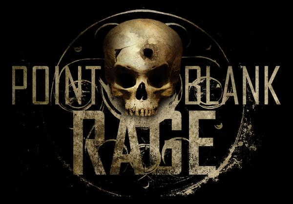 Point Blank Rage - Logo