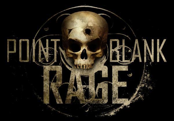 Point Blank Rage - Logo
