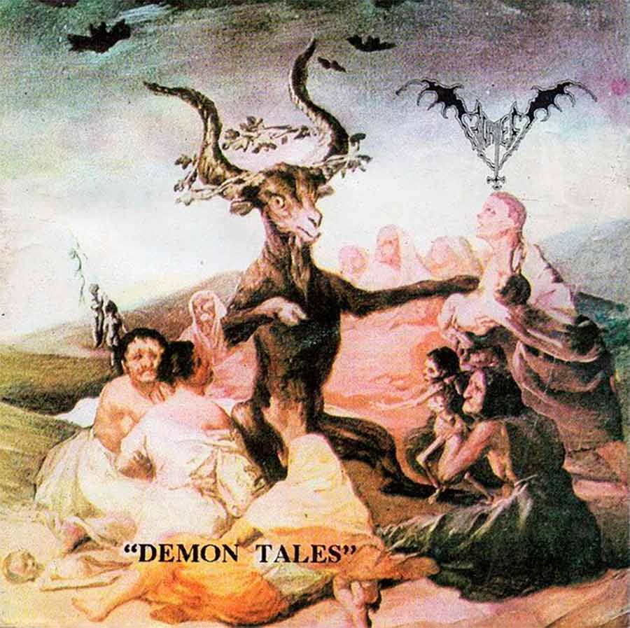 Mortem - Demon Tales