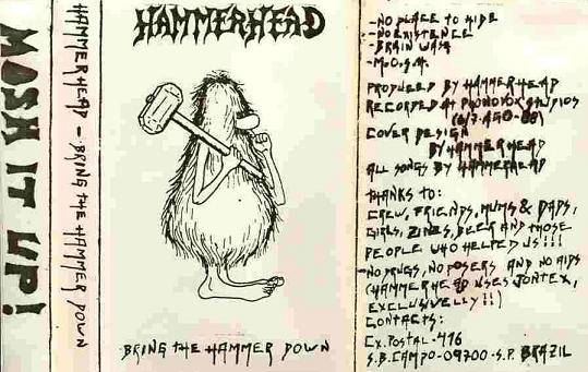 Hammerhead - Bring the Hammer Down