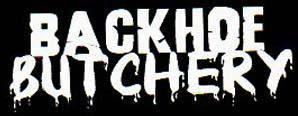 Backhoe Butchery - Logo