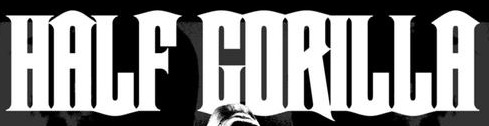 Half Gorilla - Logo