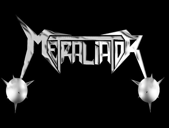 Metraliator - Logo