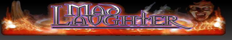 Mad Laughter - Logo