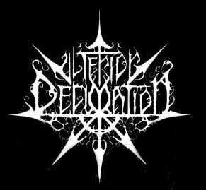 Ulterior Decimation - Logo